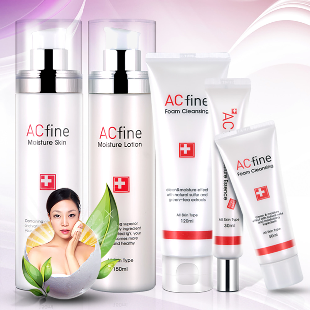 ACfine Skin Care System STEP 2